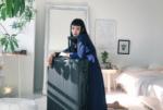 TSUBAKIのCM美女・萬波ユカは看護師からパリコレモデルへ!