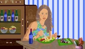 「食べる女」広瀬アリスの動画を無料でフル見る方法は?アリスが体当たりの演技?